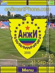 FC Anzhi C902 es el tema de pantalla