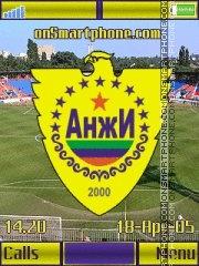 FC Anzhi K850 es el tema de pantalla