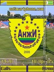 FC Anzhi K790 es el tema de pantalla