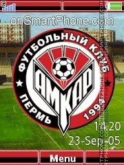 FC Amkar Yari es el tema de pantalla