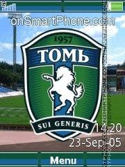 FC Tom Yari theme screenshot