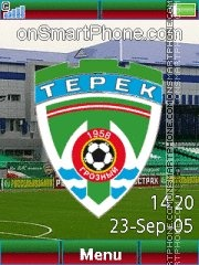 FC Terek Yari es el tema de pantalla
