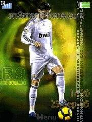 Ronaldo 05 es el tema de pantalla