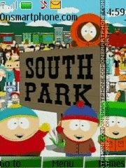 Скриншот темы South Park 12