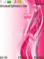 Pink Love 04 es el tema de pantalla