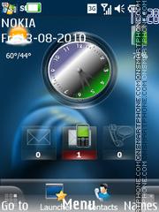 Скриншот темы Windows New Edition