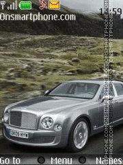 Bentley 11 Theme-Screenshot