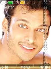 Akshay Kapoor theme screenshot