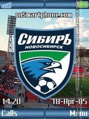 FC Sibir K790 es el tema de pantalla
