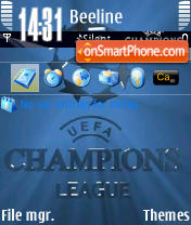 NOKIA N73 MADRID REAL TÉLÉCHARGER THEME