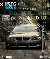 M3 theme screenshot
