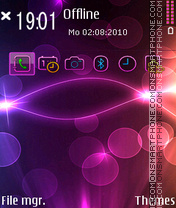 Precious zi Sumsung icons MM theme screenshot