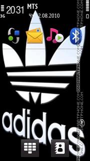 Adidas 46 es el tema de pantalla