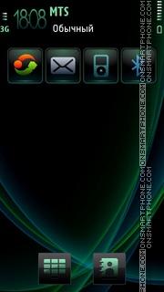 Скриншот темы Ultimate