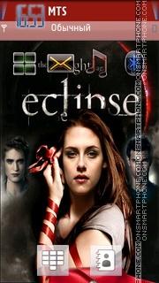 Eclipse 07 es el tema de pantalla