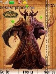 World Of WarCraft 07 tema screenshot