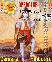 Shiv Shankar theme screenshot