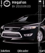 Ford-Mondeo theme screenshot