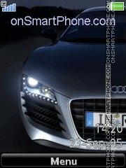 Audi R8 18 es el tema de pantalla