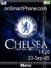 Chelsea 2013 theme screenshot