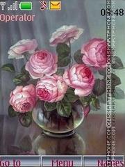 Art roses es el tema de pantalla