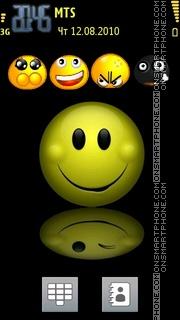 Emo Icons tema screenshot