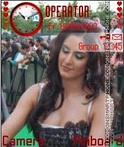Katrina theme screenshot