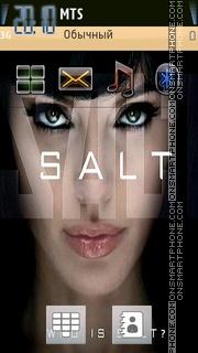 Скриншот темы Angelina Jolie 18