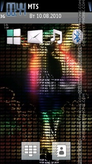 King Of Pop 03 es el tema de pantalla
