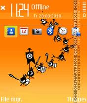 Patapon ovi theme screenshot