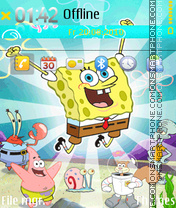 Sponge Bob (pogu) es el tema de pantalla