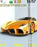 Exotic Car Theme-Screenshot