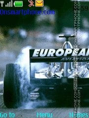 F1 Theme-Screenshot