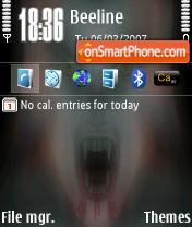 Real Black V2.1 theme screenshot