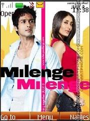 Milenge Milenge theme screenshot