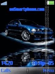 BMW tema screenshot