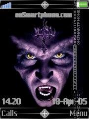 Devill theme tema screenshot