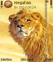 The King theme screenshot