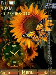 sunflowers FL2.0 Theme-Screenshot