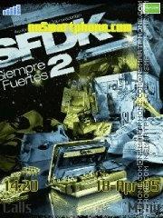 sfdk es el tema de pantalla
