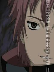 Скриншот темы Akasuna no Sasori