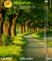 Avenue theme screenshot