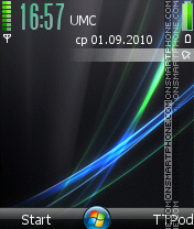 Vista Ultimate os 7-8 theme screenshot