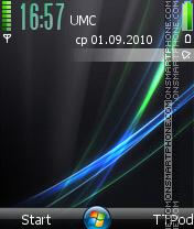 Vista Ultimate os 7-8 es el tema de pantalla