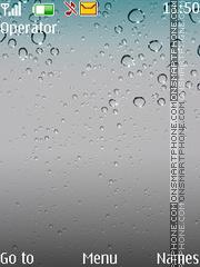 Nokia Iphone theme screenshot
