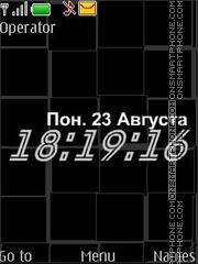 Plitka theme screenshot