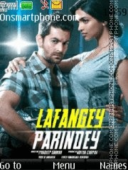 Lafangey Parindey theme screenshot