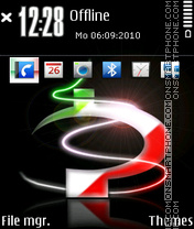 iPmart Italia theme screenshot