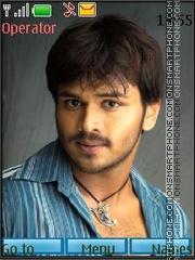 Manoj Kumar Manchu theme screenshot