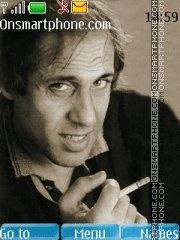 Adriano Celentano theme screenshot